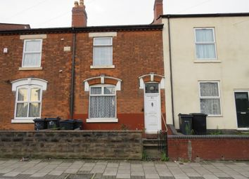 3 bed terraced house for sale in Sycamore Road, Handsworth, Birmingham B21