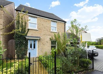 Thumbnail 4 bedroom detached house for sale in Kempton Close, Kingsmere, Bicester