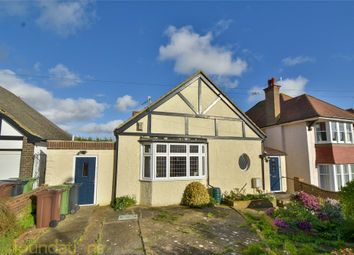 Thumbnail 2 bedroom detached bungalow for sale in 58 Manor Road, Bexhill-On-Sea, East Sussex