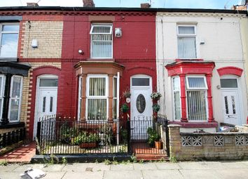 Thumbnail 2 bed terraced house for sale in Bartlett Street, Wavertree, Liverpool