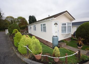 Thumbnail 1 bed mobile/park home for sale in Riverview Park, Althorne, Essex