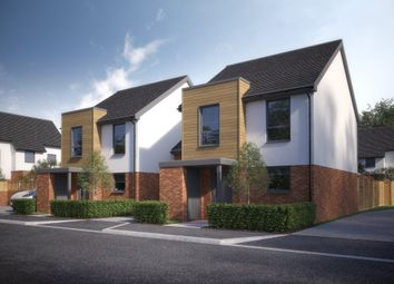 Thumbnail 3 bedroom link-detached house for sale in Fleet Business Park, Sandy Lane, Church Crookham, Fleet