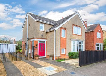 Thumbnail 3 bed detached house for sale in Beatrice Road, Kettering
