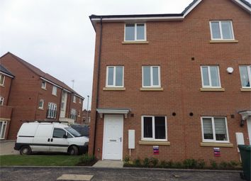 Thumbnail 4 bed end terrace house to rent in Signals Drive, Coventry, West Midlands