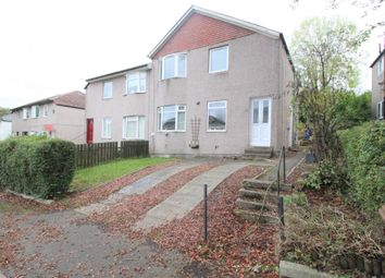 Thumbnail 2 bed flat for sale in Highcroft Avenue, Glasgow