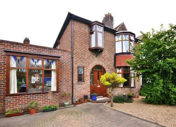 Thumbnail 3 bed semi-detached house for sale in Woodburn Avenue, Fenham, Newcastle Upon Tyne