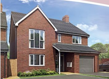 Thumbnail 5 bed detached house for sale in Plot 89 Weogoran Park, Whittington Road, Worcester