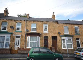 Thumbnail 3 bed terraced house for sale in Wykeham Street, Scarborough