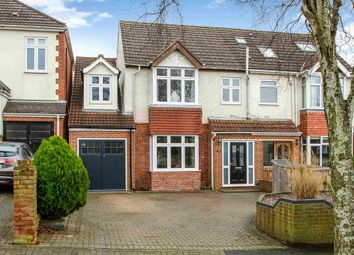 Thumbnail 4 bedroom semi-detached house for sale in Aberdare Avenue, Drayton, Portsmouth