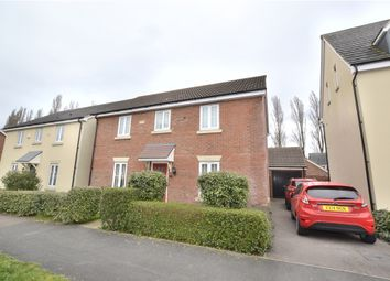 Thumbnail 4 bed detached house for sale in Staxton Drive Kingsway, Quedgeley, Gloucester