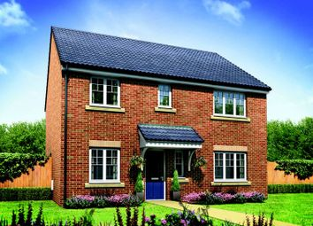 Thumbnail 4 bed detached house for sale in Plot 78 The Marlborough, Middlewich Road, Crewe