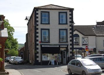 Thumbnail Retail premises for sale in Market Square, Kirkby Stephen