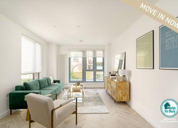 Thumbnail 2 bed flat for sale in Smithfield Yard, Cross Lane, Hornsey, London