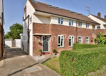Thumbnail 4 bed semi-detached house for sale in Rushfield, Potters Bar