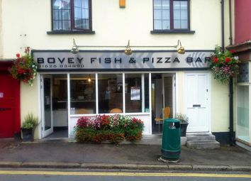 Thumbnail Commercial property for sale in Fore Street, Bovey Tracey, Devon