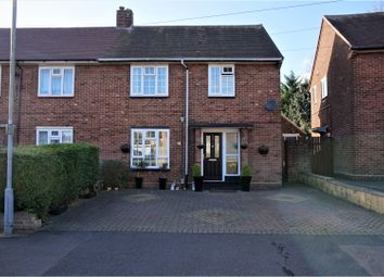 Thumbnail 3 bedroom semi-detached house for sale in Abbots Wood Road, Luton