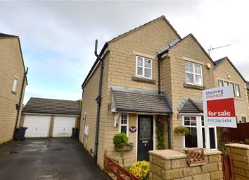 Thumbnail 3 bed detached house for sale in Woolcombers Way, Bradford, West Yorkshire