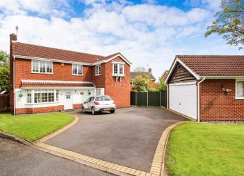 Thumbnail 4 bed detached house for sale in Cross Hedge, Rothley, Leicester