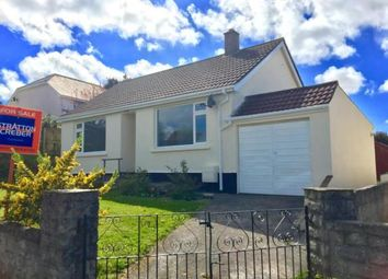 Thumbnail 2 bedroom bungalow for sale in Redruth, Cornwall