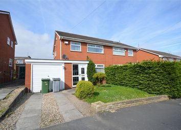 Thumbnail 3 bed semi-detached house for sale in School Lane, Higher Bebington, Merseyside