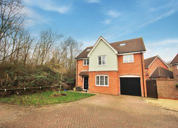 5 bed detached house for sale in Wood Way, Great Notley, Braintree CM77