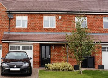 Thumbnail 3 bed terraced house for sale in Winkadale Close, Bushby, Leicester