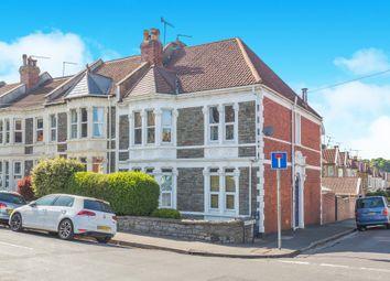 Thumbnail 4 bed end terrace house for sale in Kensington Park Road, Brislington, Bristol
