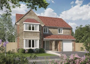 Thumbnail 4 bed detached house for sale in Fern Hill Gardens, Coxwell Road, Faringdon, Oxfordshire