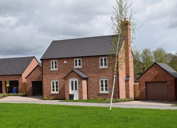 Thumbnail 4 bed detached house for sale in 5 William Ball Drive, Horsehay, Telford, Shropshire