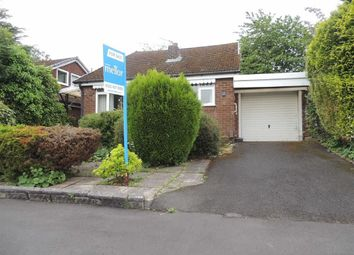 Thumbnail 3 bed bungalow for sale in Gainsborough Avenue, Marple Bridge, Stockport
