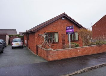 Thumbnail 3 bed detached bungalow for sale in Bryn Helyg, Flint