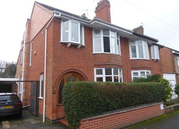 Thumbnail 4 bed semi-detached house to rent in Mayfield Drive, Loughborough