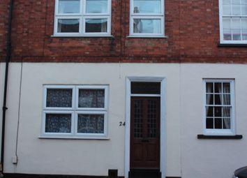 Thumbnail 3 bed terraced house to rent in Parliament Street, Newark