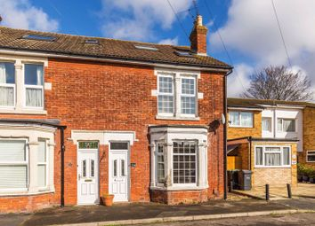 Thumbnail 4 bed terraced house for sale in Western Road, Havant