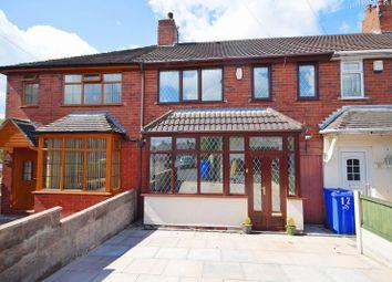 Thumbnail 3 bedroom mews house for sale in Howard Crescent, Hanley, Stoke-On-Trent