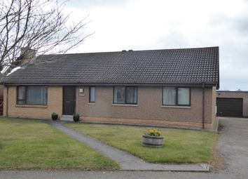 Thumbnail 3 bed detached bungalow for sale in Beech Brae, Elgin