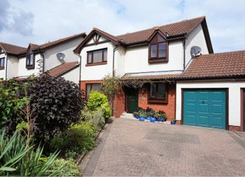 Thumbnail 4 bed link-detached house for sale in Carriden Glade, Bo'ness