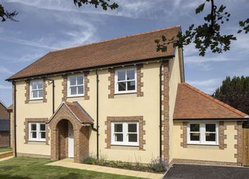 Thumbnail 4 bed detached house for sale in Old School Close, Petworth, West Sussex