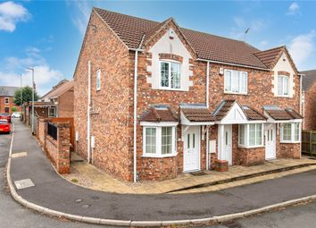 Thumbnail 2 bed end terrace house for sale in The Creamery, Sleaford