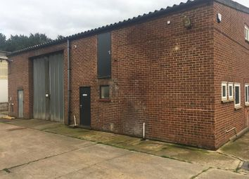 Thumbnail Light industrial to let in Unit 6, Harebridge Lane Industrial Estate, Wendover, Aylesbury, Buckinghamshire