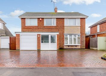 Thumbnail 4 bed detached house for sale in Ambleside Way, Nuneaton, Warwickshire