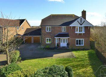 Thumbnail 5 bed detached house for sale in Mallard Close, Stillwater Park, Herne Bay, Kent