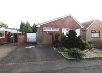 Thumbnail 2 bed bungalow for sale in Croft Road, Atherstone