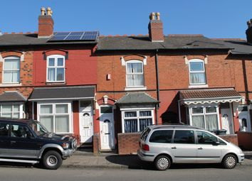 Thumbnail 3 bed terraced house for sale in Boulton Road, Handsworth, Birmingham