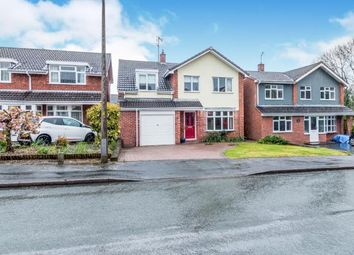 Thumbnail 5 bed detached house for sale in Harland Close, Little Haywood, Stafford, Staffordshire