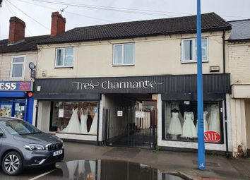 Thumbnail 1 bed flat to rent in Upper High Street, Cradley Heath