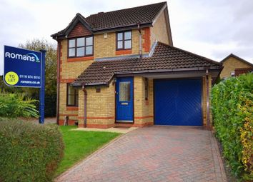 Thumbnail 3 bedroom detached house to rent in Montague Close, Wokingham