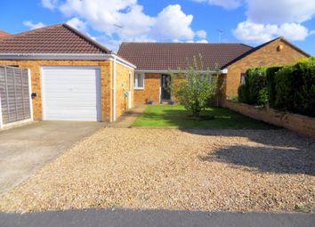 Thumbnail 2 bed semi-detached bungalow for sale in Pebble Close, Sutton Bridge, Spalding, Lincolnshire