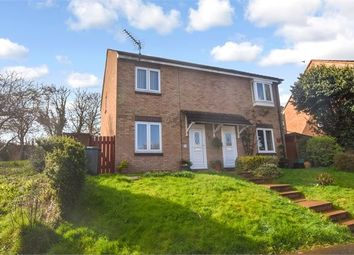 Thumbnail 3 bed semi-detached house for sale in Burnley Road, Bradley Valley, Newton Abbot, Devon.