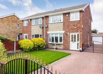 3 bed semi-detached house for sale in Plover Court, Rossington, Doncaster DN11